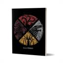 Sigil Shield - Game Of Thrones Official Notebook