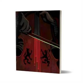 Beautiful Death: Red Wedding - Game Of Thrones Official Notebook