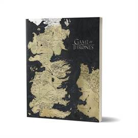 Westeros - Game Of Thrones Official Notebook