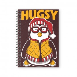 Hugsy - Friends Official Spiral Notebook