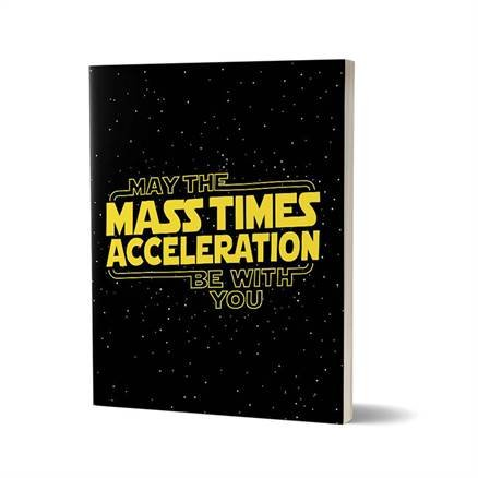 Mass Times Acceleration - Notebook