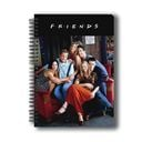 Friends: On The Couch - Notebook