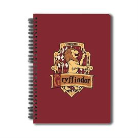 Harry Potter: Gryffindor No.1 - Notebook