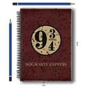 Harry Potter : Hogwarts Express 9 3/4 - Notebook