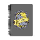Harry Potter: Hufflepuff - Notebook
