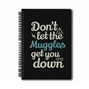 Harry Potter: Muggles - Notebook