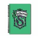 Harry Potter: Slytherin - Notebook