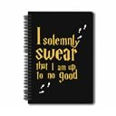 Harry Potter: I Solemnly Swear - Yellow Notebook