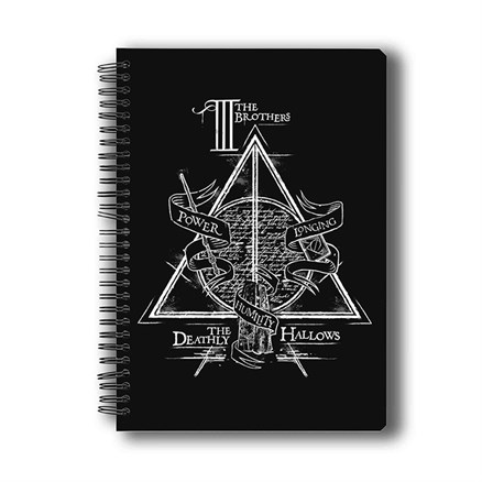 Harry Potter : Triangle - Notebook