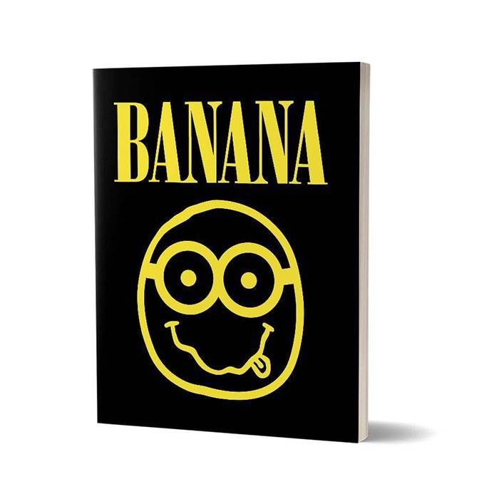 Nirvana Banana - Notebook