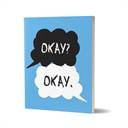 The Fault In Our Stars- Okay Okay - Notebook