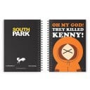 OMG! They Killed Kenny - South Park Official Spiral Notebook