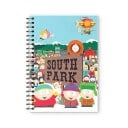 The Town - South Park Official Spiral Notebook