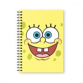 HappyPants - SpongeBob SquarePants Official Spiral Notebook