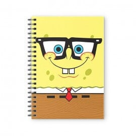 NerdyPants - SpongeBob SquarePants Official Spiral Notebook