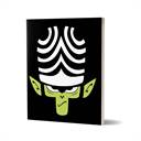 The Supervillain - Notebook