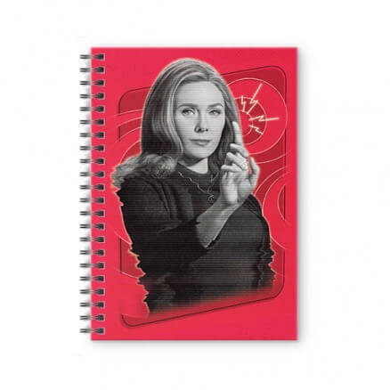 Wanda Maximoff - Marvel Official Spiral Notebook