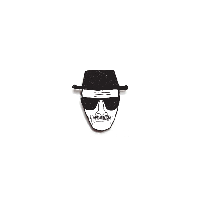 Breaking Bad: Heisenberg - Pin