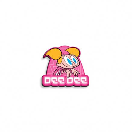 Dee Dee - Dexter Official Pin
