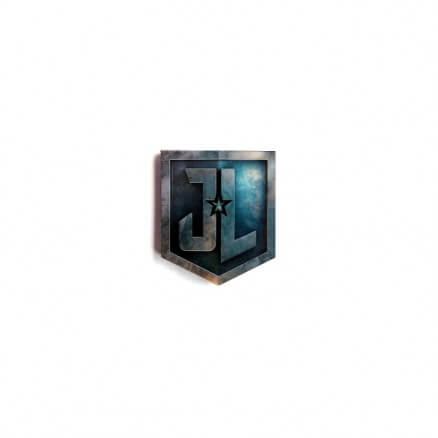 Justice League Logo - DC Comics Official Pin
