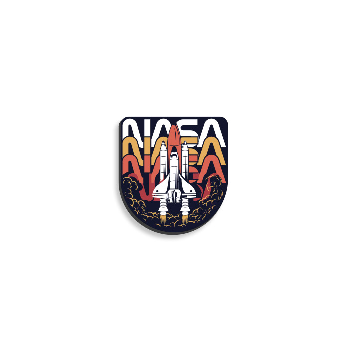 Lift Off - NASA Official Pin