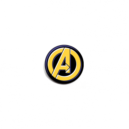 Avengers Logo - Marvel Official Pin