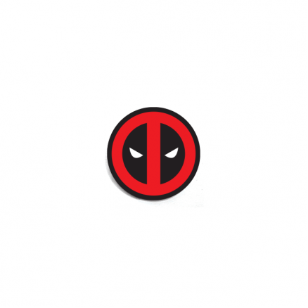 Deadpool Mask - Marvel Official Pin