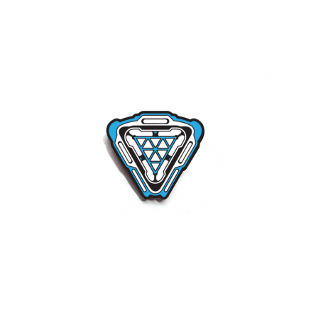 Arc Reactor - Marvel Official Pin