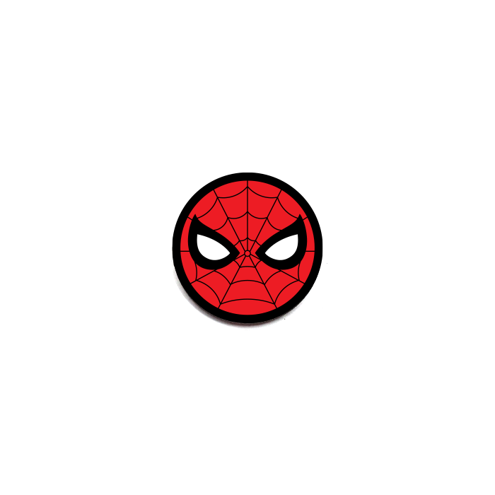 Spider-Man Mask - Marvel Official Pin