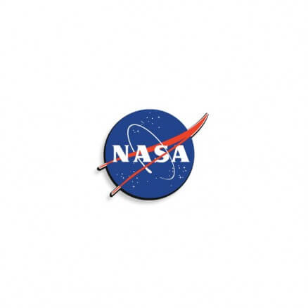NASA Logo - NASA Official Pin