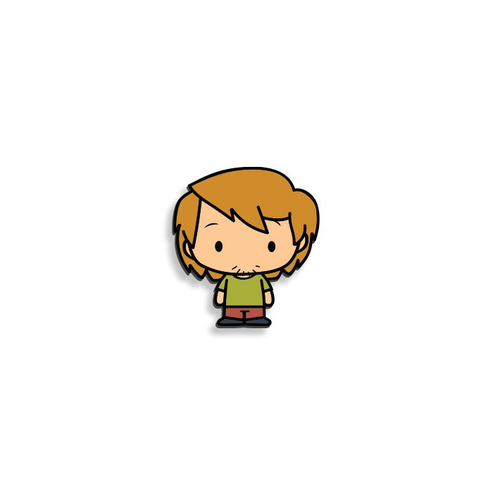 Shaggy Chibi - Scooby Doo Official Pin