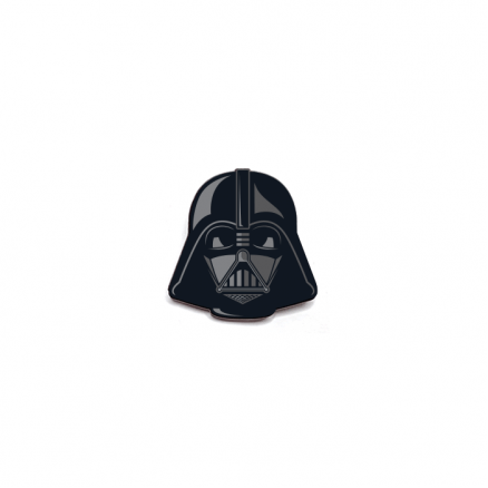 Darth Vader Mask - Star Wars Official Pin