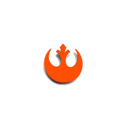 Rebel Logo - Star Wars Official Pin