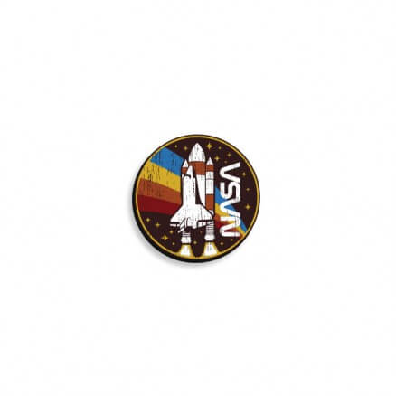 Take Off - NASA Official Pin