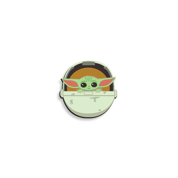 The Child - Star Wars Official Pin