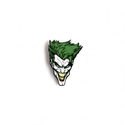 Joker Face - Joker Official Pin