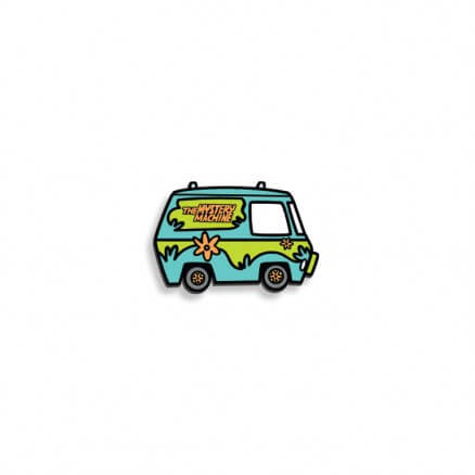 The Mystery Machine - Scooby Doo Official Pin