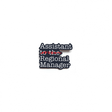 Assistant Manager - Pin