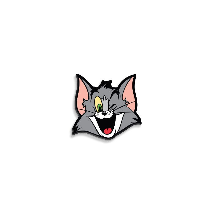 Tom Face - Tom And Jerry Official Pin