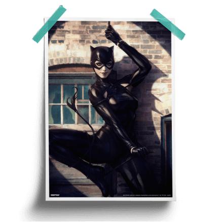 Catwoman - DC Comics Official Poster