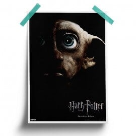 Dobby: Nowhere Is Safe - Harry Potter Official Poster