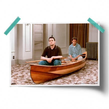 Friends: Boat - Friends Official Poster