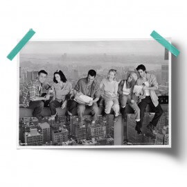 Friends: Empire State - Friends Official Poster