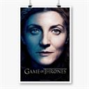 Catelyn Stark - Game Of Thrones Official Poster