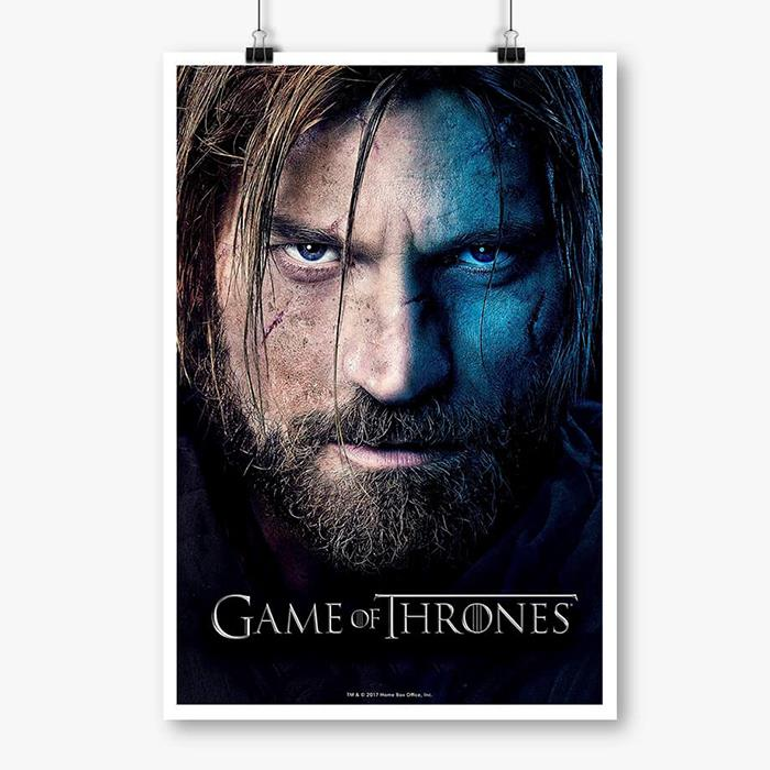Jaime Lannister - Game Of Thrones Official Poster