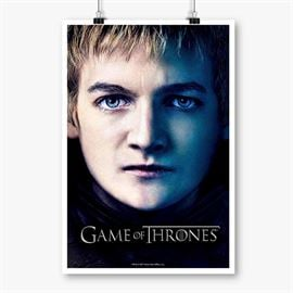 Joffrey Baratheon - Game Of Thrones Official Poster