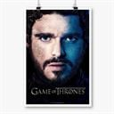 Robb Stark - Game Of Thrones Official Poster