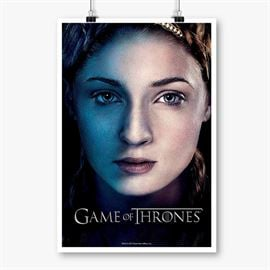 Sansa Stark - Game Of Thrones Official Poster