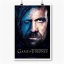 The Hound - Game Of Thrones Official Poster