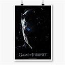 The Night King - Game Of Thrones Official Poster